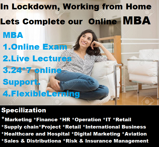 The Distance mba best colleges in India for mba courses