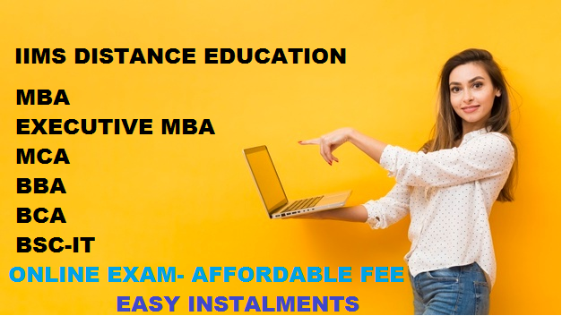 IIMS Institute For Distance Learning courses | Distance Education Mba Colleges In Pune India
